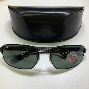🕶️Ray-Ban RB8316 Polarized Sungl/916/VT432🕶️